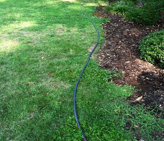 Charmant Use A Hose To Layout Beds