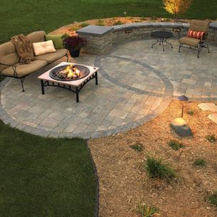 Pavers for a Patio - Numerous Design Options