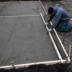 How To Lay Pavers  Preparation Of The Base